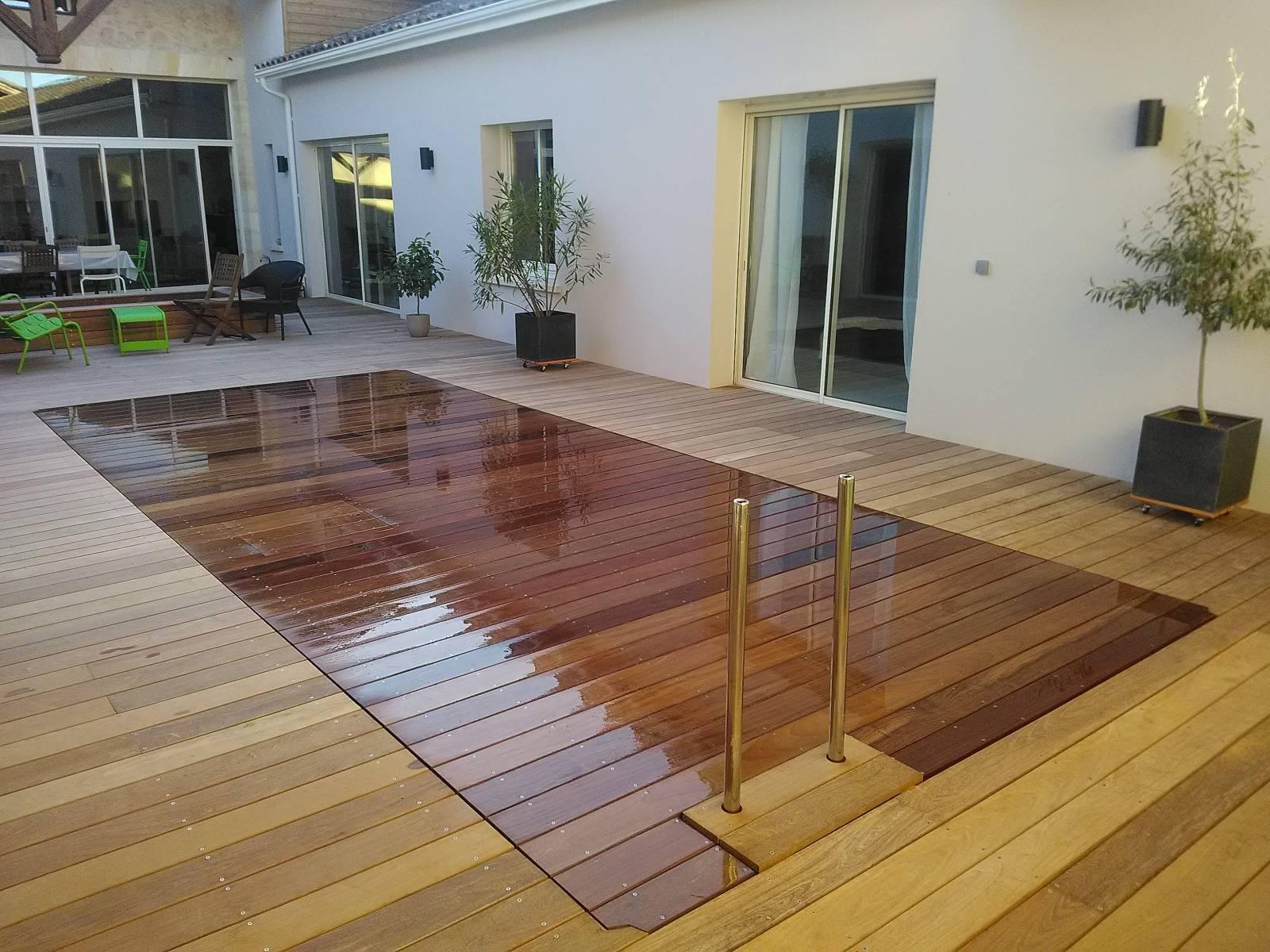 amphibia le fond mobile de piscine o terrasse de piscine. Black Bedroom Furniture Sets. Home Design Ideas